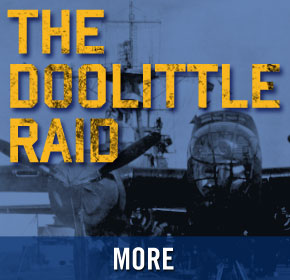 Turning Point: The Doolittle Raid, Battle of the Coral Sea